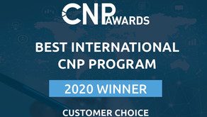 Gala Technology retain US accolade for 'Best International CNP' solution