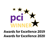 PCI London Award for Excellence Award Winners 2019 and 2020