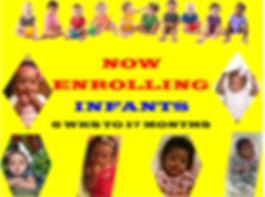 NOW ENROLLING INFANTS.jpg