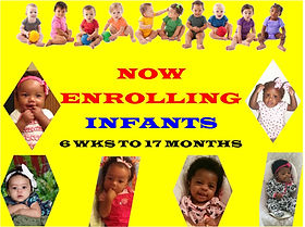 NOW ENROLLING INFANTS.jpg