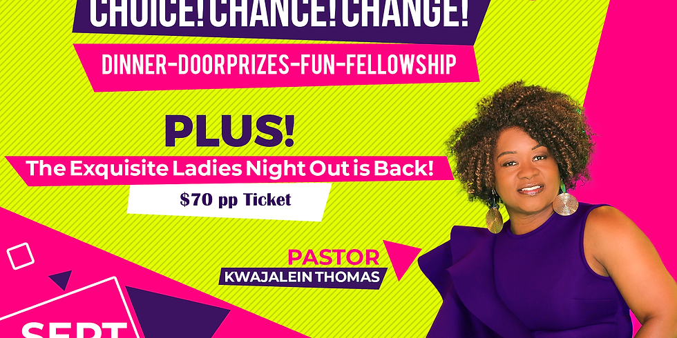 B2W 2019 Women's Conference & Ladies Night Out