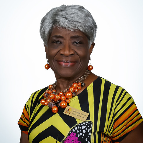 Mrs. Willie C. Brown, Principal
