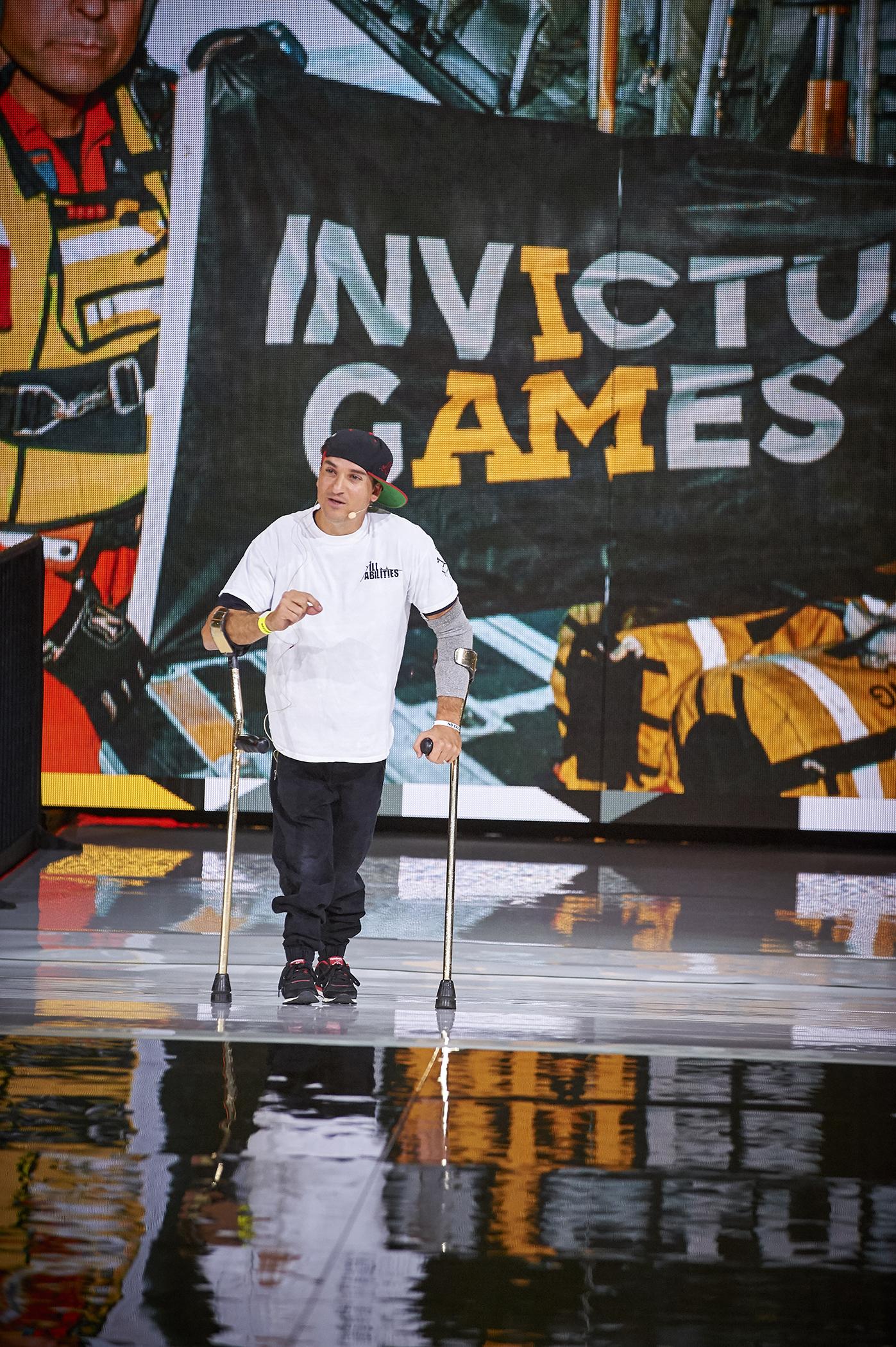 Invictus Games Opening Ceremonies
