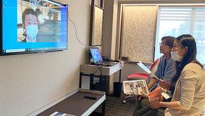 東急ホテルズ、台北のホテル1フロア貸切にしてオンライン説明会を開催