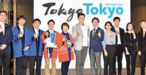 台湾・高雄での東京都観光PRイベントに、人気タレントの阿布も登場