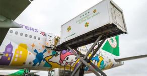 【台湾新型コロナ状況⑨】無乗客の旅客機での貨物運搬を許可。エバー航空が医療物資をアメリカへ
