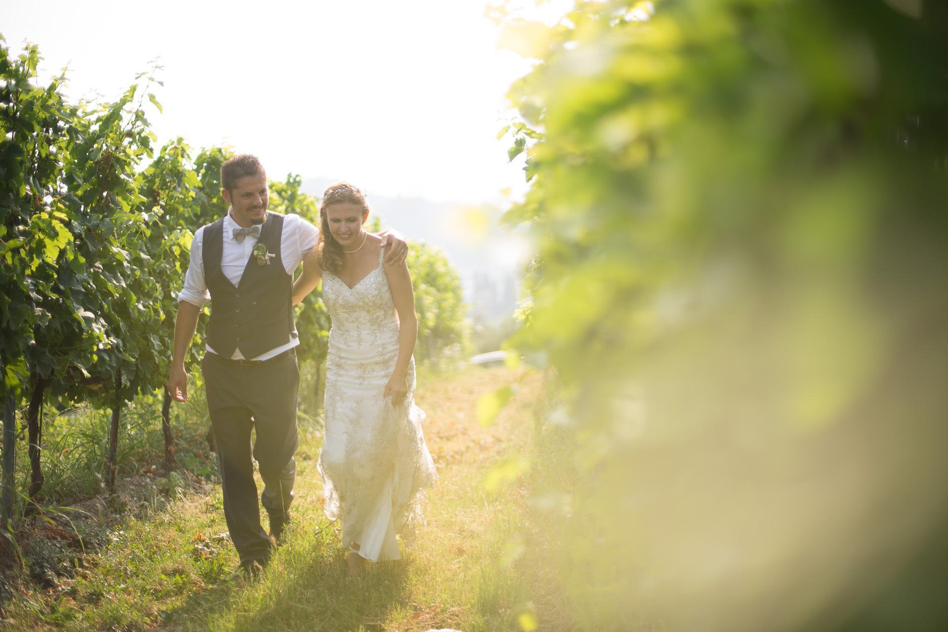 Francia Corta Wedding