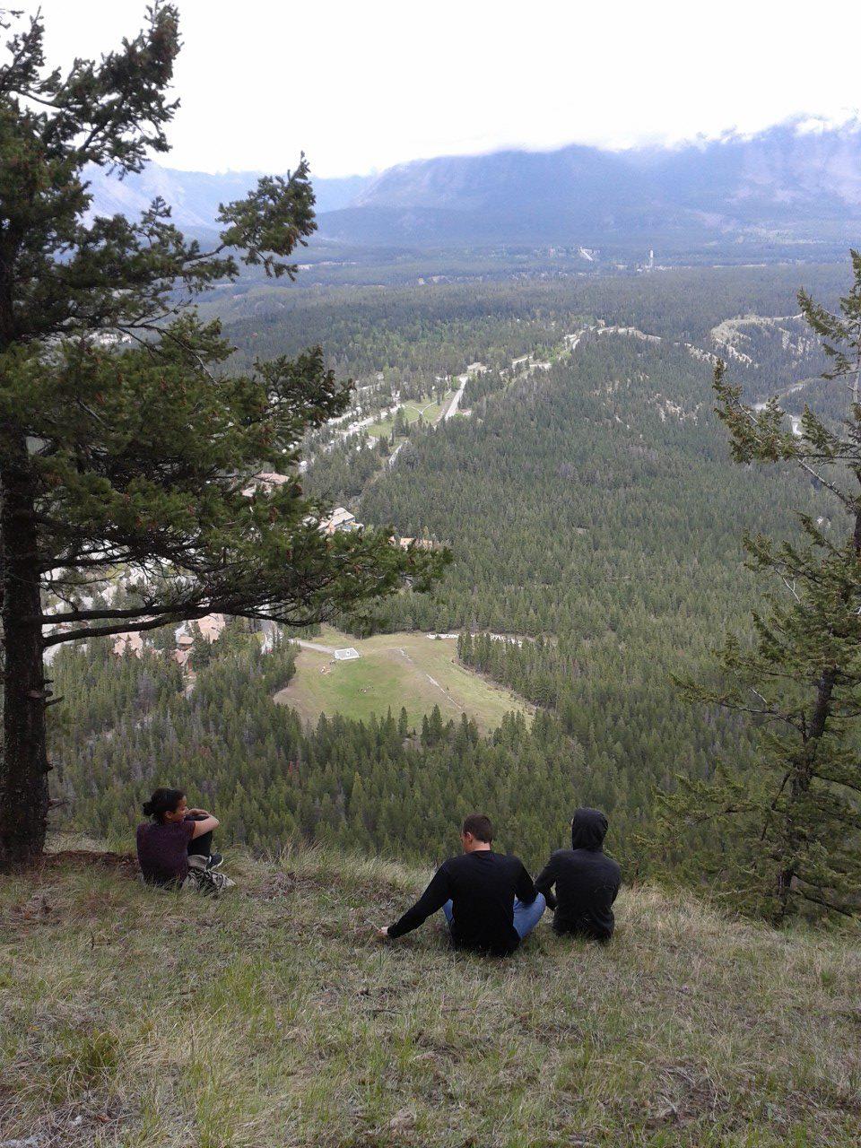 Toronto overlooking Banff