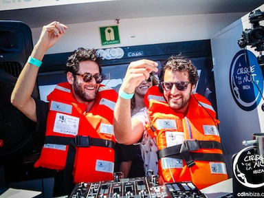Guy Gerber at Ibiza Boat Club