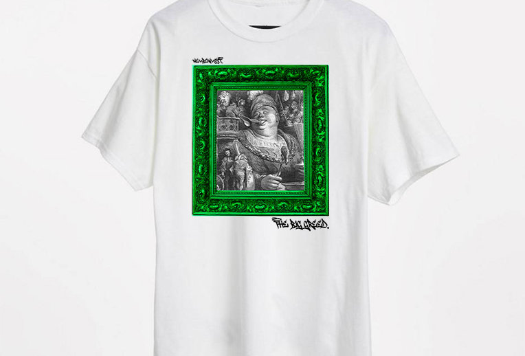 The Greed T-Shirt.