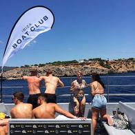 friends on the ibiza boat club.jpg