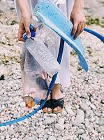 plastikmüll aufsammeln im meer