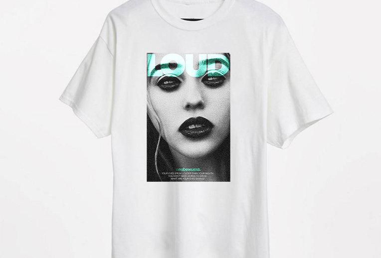 Loud T-Shirt.