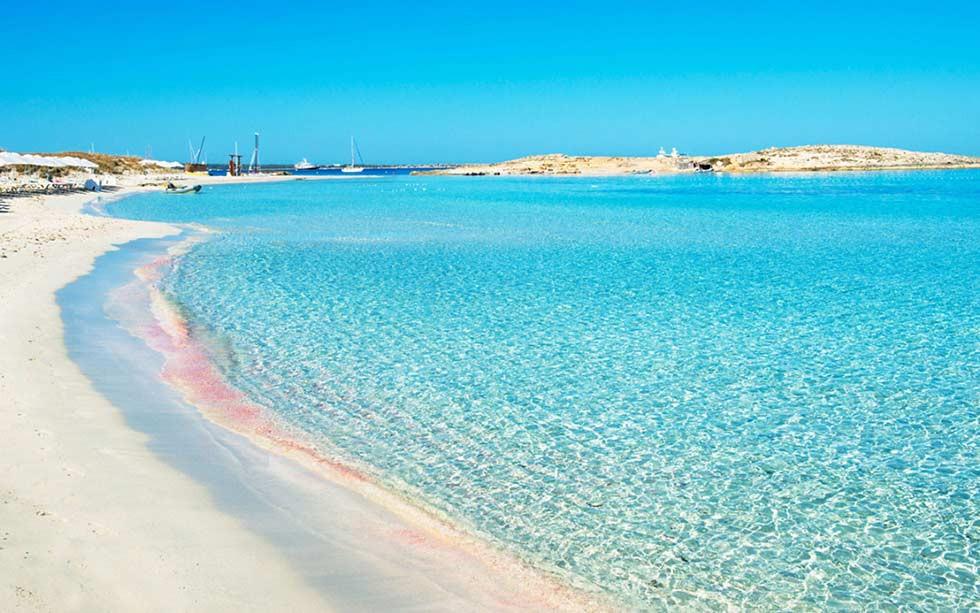 Playa Illetes Formentera Ibiza