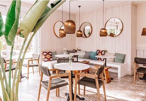 Passion Cafe Marina Ibiza interior