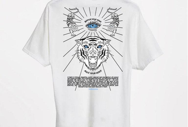 Tiger T-Shirt.