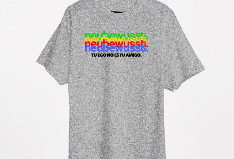 Tu Ego No Es Tu Amigo T-Shirt.