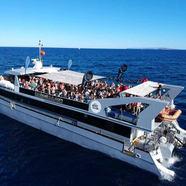 cirque de la nuit ibiza boat party cdln