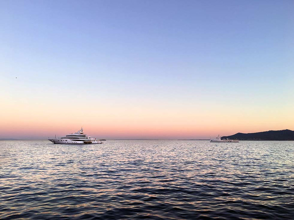 sunset from the ibiza boat club.jpg