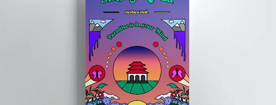 Shang Ri La Poster.