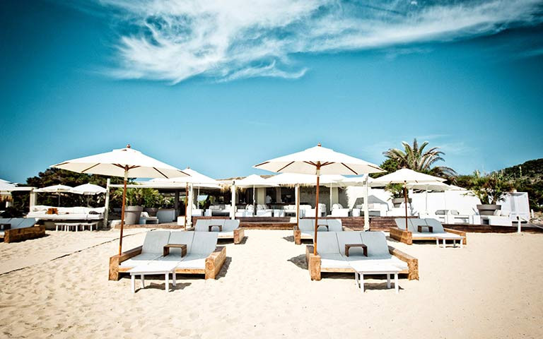 El Chiringito Ibiza Beach Club