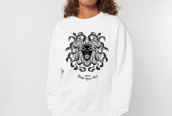 medusa sweater.