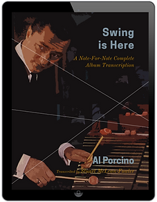 Al Porcino Swing Is Here ad.png