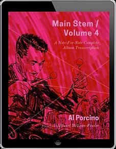 Al Porcino Volume 4 ad.png