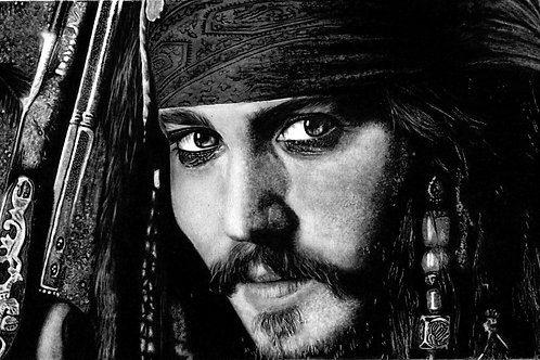 """Jack Sparrow"""