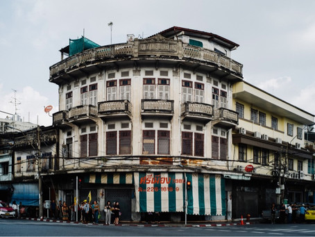 The most celebrated and exclusive emporium during the reign of King Rama V in the early 1900s