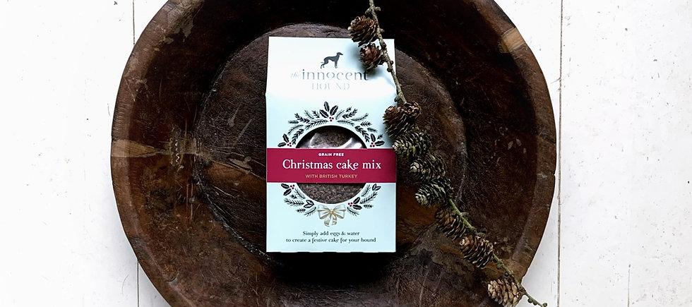 The Innocent Hound- Christmas Cake Mix