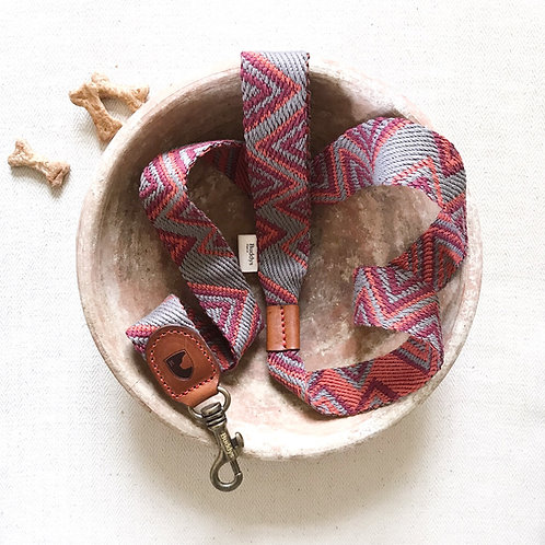 buddy's dogwear 'peruvian pikes' lead