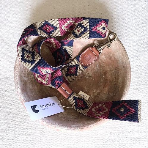 buddy's dogwear 'peruvian Indian' lead