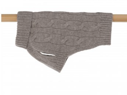 mungo & maud 'mouse' cashmere jumper