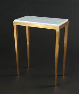 Custom Hand Hammered JH 46 Table