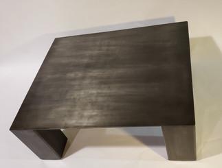 Custom Steel Table