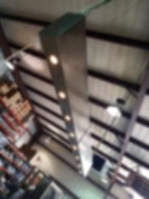 Spirale, Ceiling Fixture, Custom Lighting, Hand Made, America Made, Brass, Lighting, High End Light Fixture, Light Fixture, Island Fixture
