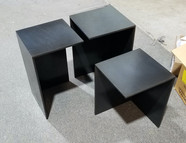 Stand Alone Frame Corners for Coffee Table