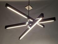 Custom 3-tier Ceiling fixture