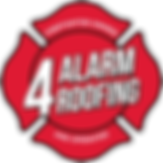 Copy of 4 Alarm Roofing solid logo Trans