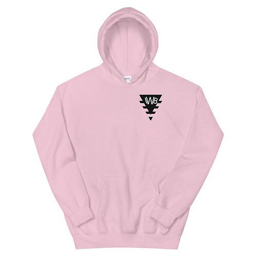 Black IWB Triangle Pullover Hoodie 4e