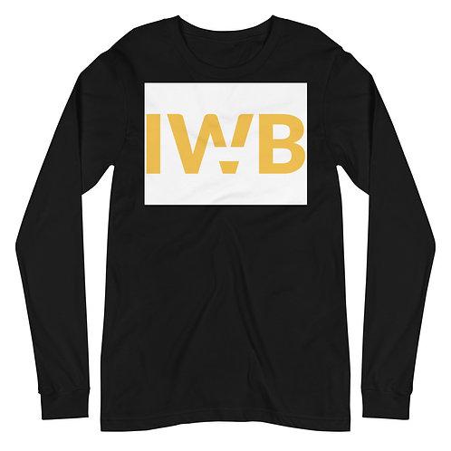 iwannabe White Yellow Bold Longsleeve 4d