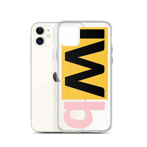 iwannabe Bold iPhone Case 4f