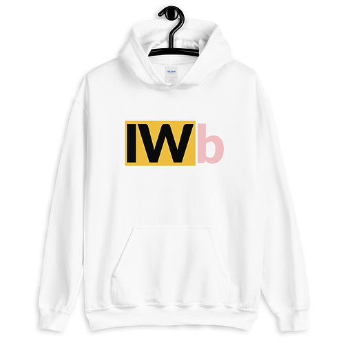 iwannabe Bold Pullover Hoodie 4e