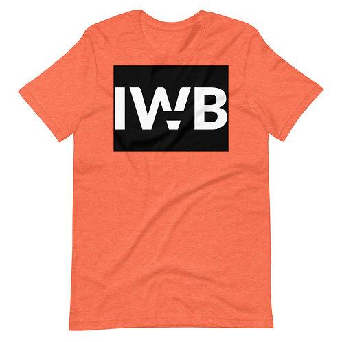 iwannabe Black/White Bold Premium T 4b