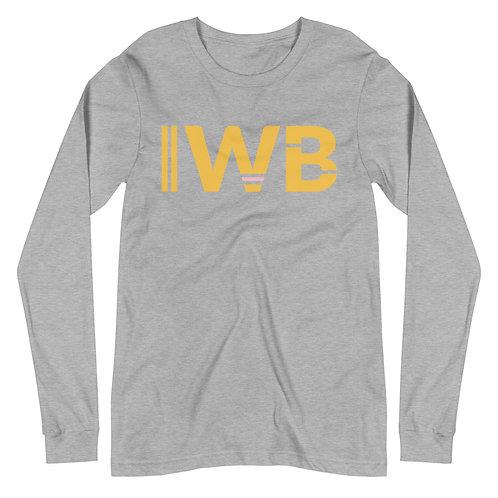 iwannabe Yellow Bold Longsleeve 4d