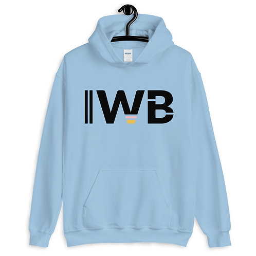 iwannabe Multi Bold Pullover Hoodie 4e