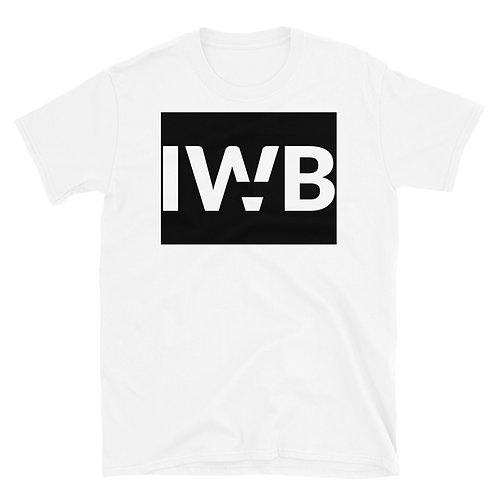 iwannabe Black/White Bold Softstyle T 4a