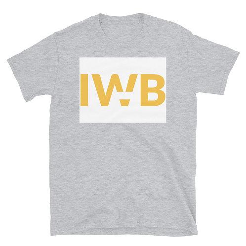 iwannabe YellowWhite bold Softstyle T 4a
