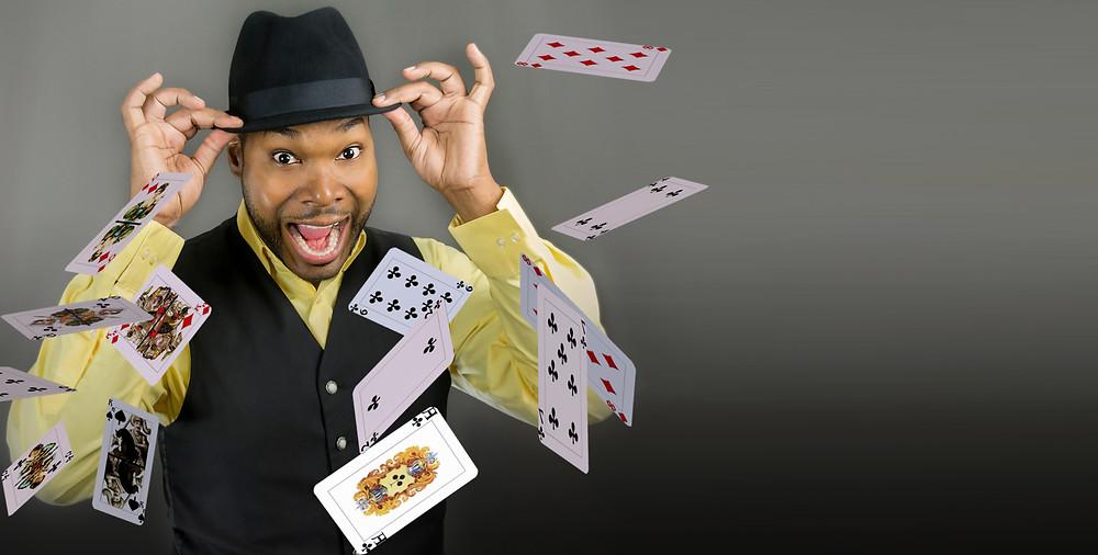 Tampa Magicians AntwanTowner Act